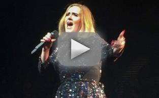 Adele Dedicates Song to Brussels Terror Victims, Calls Attackers F**kers