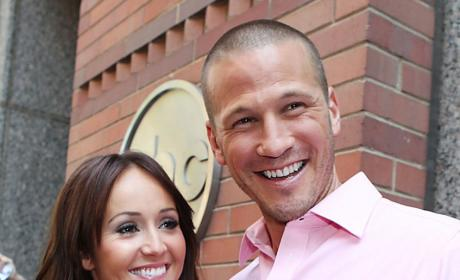 Ashley Hebert and J.P. Rosenbaum: Date Night!