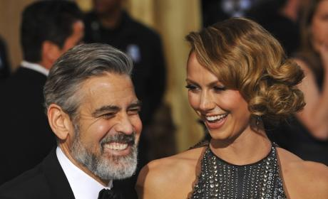George Clooney and Stacy Keibler: Is the End Near?