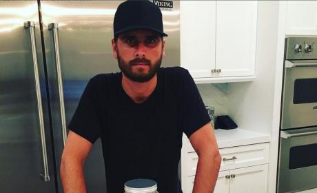 Scott Disick Shills for Protein