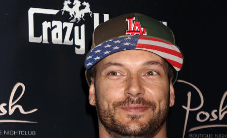 Kevin Federline Red Carpet Photo