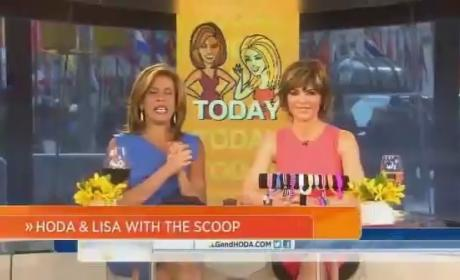 Lisa Rinna Lip Trouble: Discussed, Analyzed on The Today Show