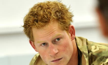Prince Harry on Killing Taliban Insurgents: Take a Life to Save a Life