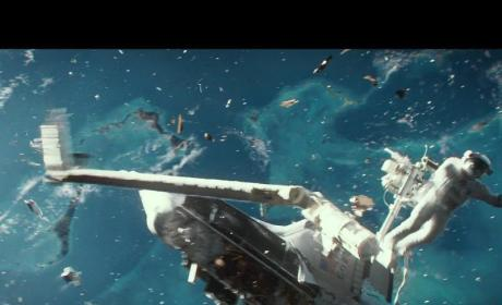 Gravity Movie Trailer