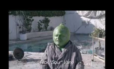 Justin Timberlake Stars as Lime in Strangest Commercial You'll See This Week