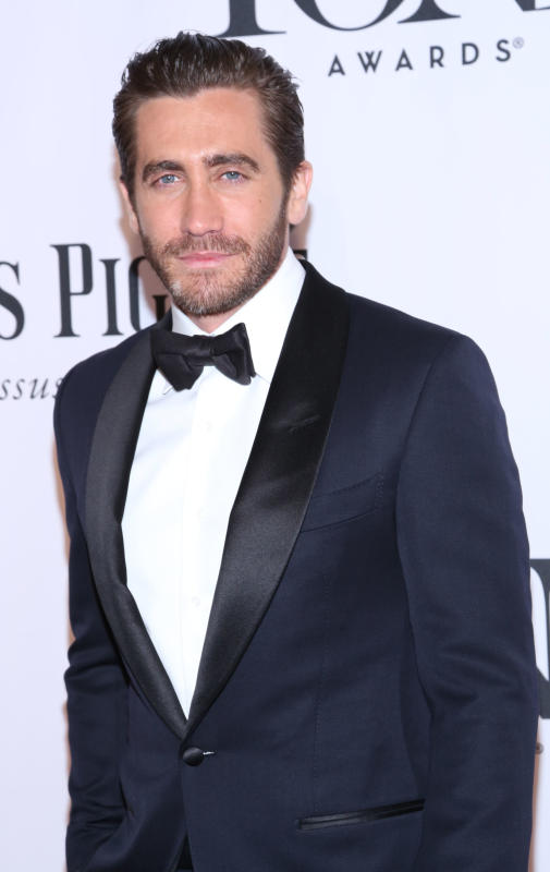Jake Gyllenhaal!