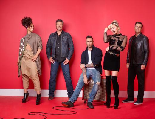 The Voice Season 11 Cast