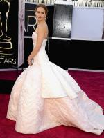 Jennifer Lawrence Oscar Dress