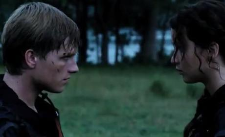 The Hunger Games DVD Teaser: Behind the Scenes