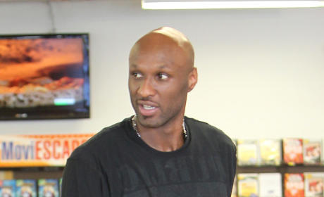 Lamar Odom Begins Physical Therapy