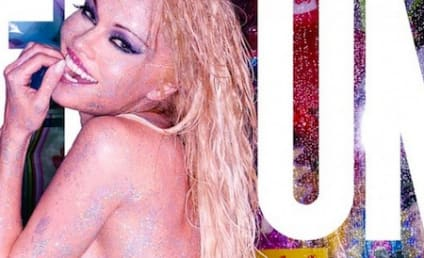 Pamela Anderson: NUDE in Flaunt! At Age 48!