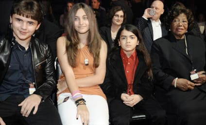 Paris Jackson on X Factor Hopefuls: Big Fan!