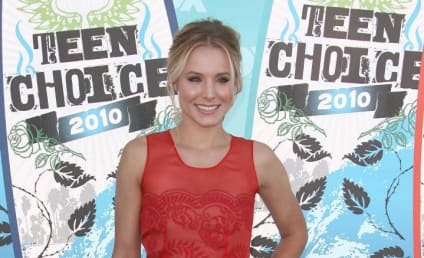 Kristen Bell Takes a Break