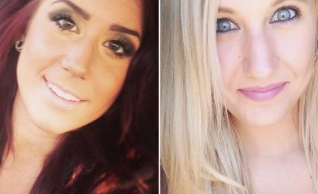 Chelsea Houska & Taylor Halbur: Adam Lind Exes Unite For Playdate!