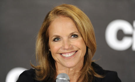Katie Couric to Kim Kardashian: Sorry! I'm Happy For You!