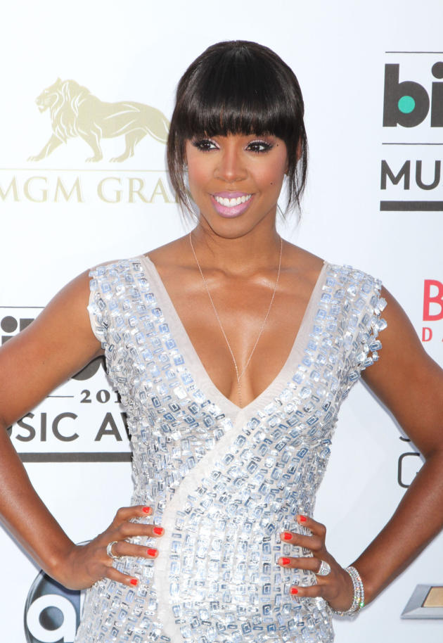 Kelly Rowland at Billboard Music Awards
