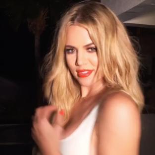 Khloe Kardashian Screen Grab