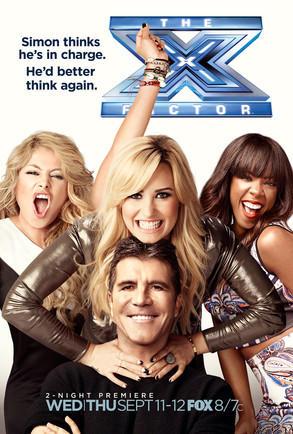 The X Factor Season 3 Poster