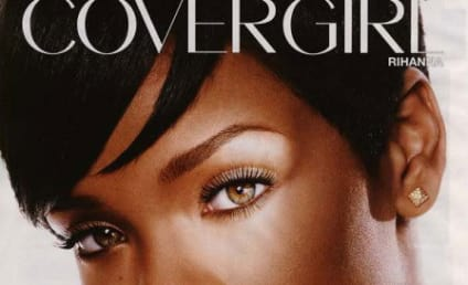 Rihanna Cover Girl Ads: Too Soon?