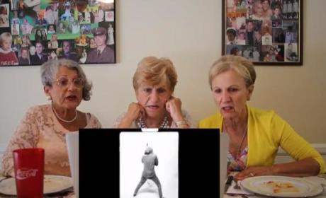Grandmothers Twerk, Receive Approval from Miley Cyrus