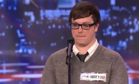 Jonathan Allen, Gay America's Got Talent Contestant, Earns Standing O
