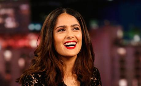 Salma Hayek on ABC