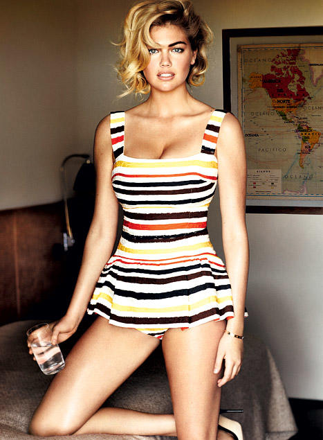 Kate Upton Vogue Image