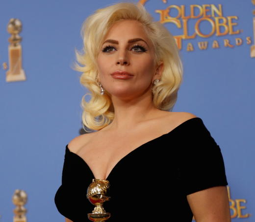 Lady Gaga Wins the Golden Globe