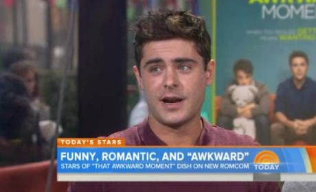 Zac Efron Talks Life Post Rehab