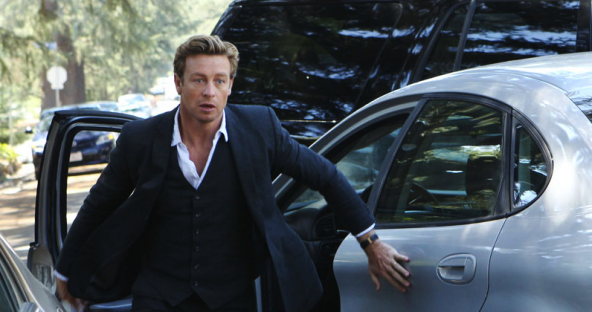 Patrick Jane in a Rush
