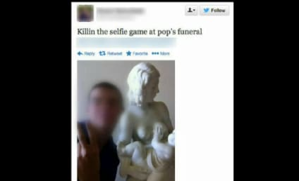 Funeral Selfies: Actually a Thing! With Their Own Tumblr!
