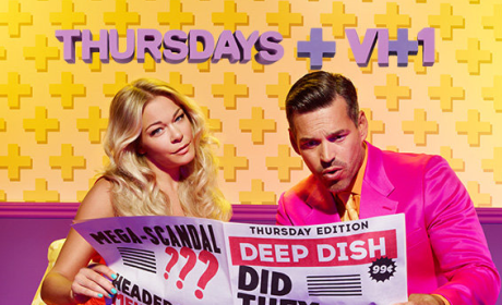LeAnn & Eddie: CANCELED By VH1!