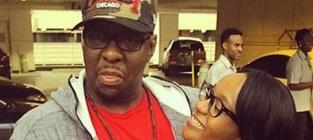 Bobbi Kristina Brown and Bobby Brown: REUNITED on Father's Day!