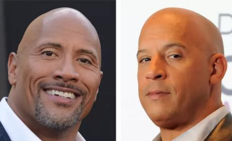 11 Times Dwayne Johnson Has Laid the Smackdown on a Candy Ass