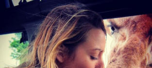 Blake Lively Engages in Self-Described Girl-on-Girl Action!