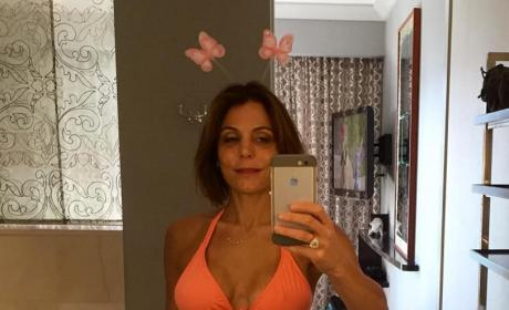 Bethenny Frankel: Bikini Body in Las Vegas