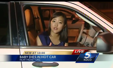 One-Month Old Dies from Hot Car Ride