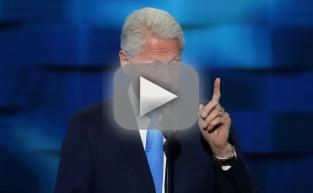Bill Clinton Makes It Personal: Watch His DNC Speech!