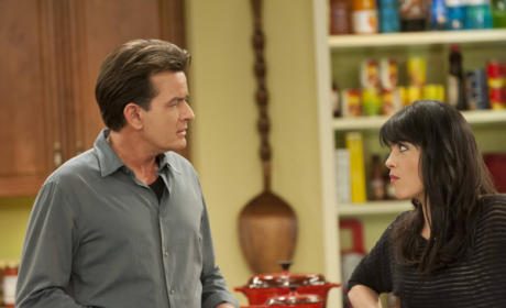 Charlie Sheen to Selma Blair: You're (Hopefully) Fired!