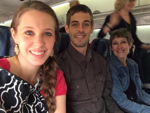 Jill Duggar, Derick Dillard Missionary Photo