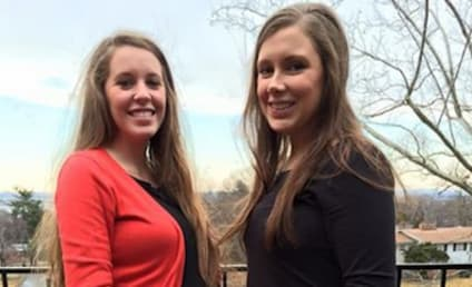 Jill and Anna Duggar Pose With Dueling Baby Bumps: See the Cute Pic!
