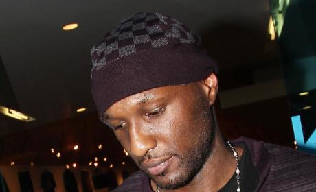 "Lamar Odom Sued by Photographer, Accused of Acting ""Above the Law"""
