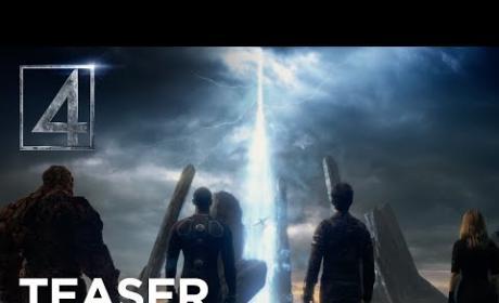 Fantastic Four Trailer