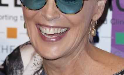 Sharon Stone: Nude in Harper's Bazaar!