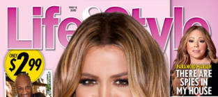 Khloe Kardashian is (NOT) Having Lamar Odom's Baby!!!