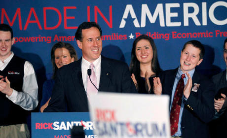 GOP Primary Results: Rick Santorum Wins Alabama & Mississippi; Gingrich Second, Romney Third