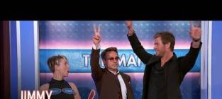 The Avengers Play Family Feud