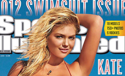 Kate Upton Sports Illustrated Swimsuit Issue Cover: Leaked, Hot!