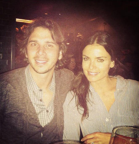 Ben Flajnik and Courtney Robertson Photo