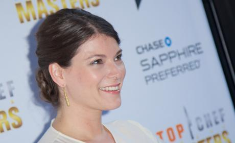 Gail Simmons: Pregnant With First Child!